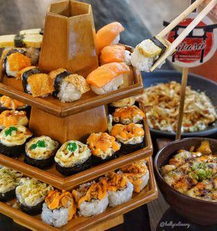Foto - Makanan di Jikasei Sushi oleh Belly Culinary
