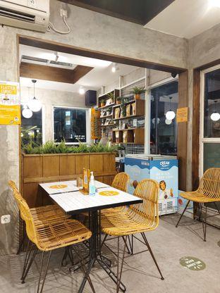Foto 6 - Interior di Burgreens Express oleh Mouthgasm.jkt