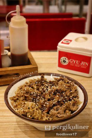 Foto 5 - Makanan(Gyu Black Pepper) di Gyu Jin Teppan oleh Sillyoldbear.id