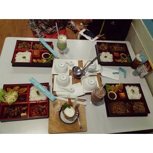 Foto 1 - Makanan di Donwoori Suki oleh raafika nurf