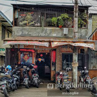 Foto 7 - Eksterior di Bakmie Loncat oleh Asiong Lie @makanajadah