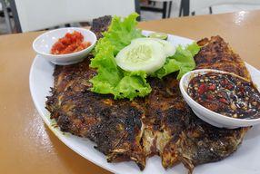 Foto RM. Santika Baru Seafood