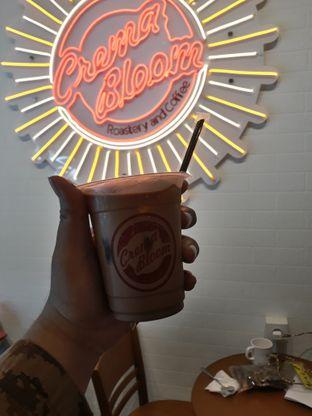 Foto review Crema Bloom Roastery & Coffee oleh Dani Allamsyah 1