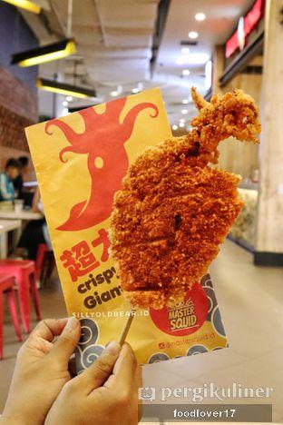 Foto 2 - Makanan(Giant Squid BBQ) di Master Squid oleh Sillyoldbear.id