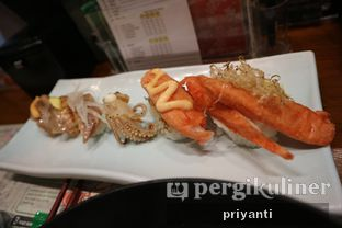 Foto review Itacho Sushi oleh Priyanti  Sari 2