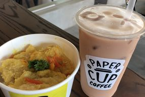 Foto Papercup Coffee