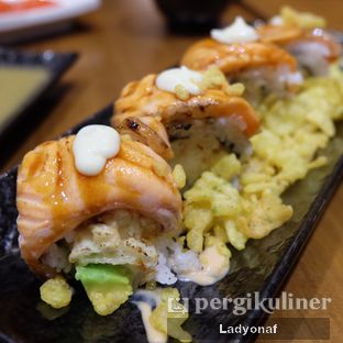Foto 11 - Makanan di Sushi Matsu - Hotel Cemara oleh Ladyonaf @placetogoandeat