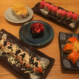 Foto 6 - Makanan di Sushi Tei oleh Fadhlur Rohman