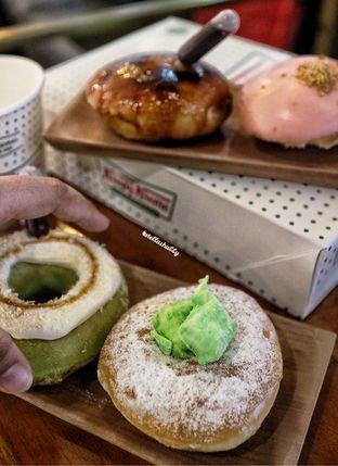 Foto - Makanan di Krispy Kreme oleh Stellachubby