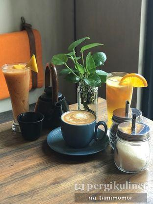 Foto review Burns Cafe oleh Ria Tumimomor IG: @riamrt 8
