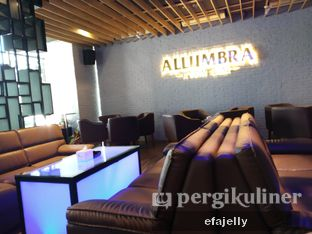 Foto review Allumbra Restaurant & Lounge oleh efa yuliwati 3