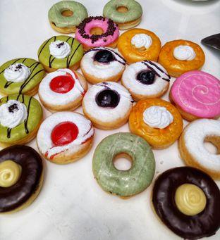 Foto 1 - Makanan di K' Donuts & Coffee oleh Inggie Sulastianti