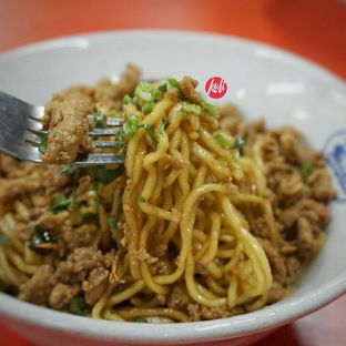 Foto 2 - Makanan di Mie Ayam Bakso Bangka AL oleh Kuli Kuliner