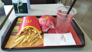 Foto review McDonald's oleh Basyar 1