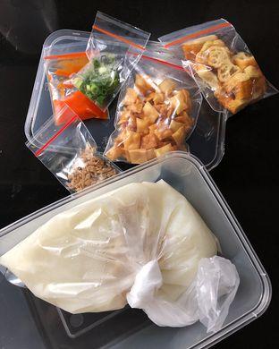 Foto 2 - Makanan(Bubur ayam porsi besar) di Bubur Wan oleh Claudia @claudisfoodjournal