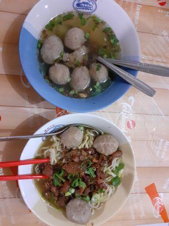 Foto Makanan di Baso Ali Mukti
