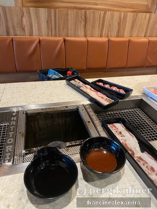 Foto 4 - Makanan di Hattori Shabu - Shabu & Yakiniku oleh Francine Alexandra