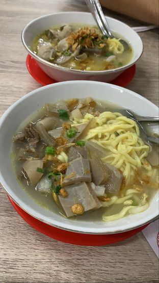 Foto review Mie Kocok Mang Dadeng oleh Ajeng Bungah Reskina 1