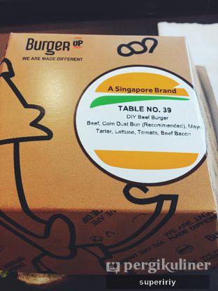 Foto 2 - Makanan di BurgerUP oleh @supeririy