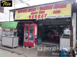 Foto 2 - Eksterior di Bakmi Ayam Berkat oleh Tirta Lie