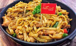 Justus Asian Grill Express