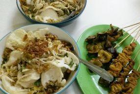Foto Bubur Ayam Spesial Bang Jaya