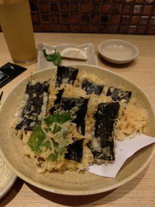 Foto 3 - Makanan(Nori Tempura) di Sushi Tei oleh Eunice