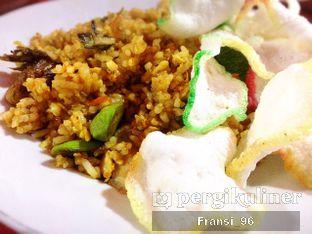 Foto 1 - Makanan di Waroeng Nasi Goreng & Lalapan Babeh oleh Fransiscus