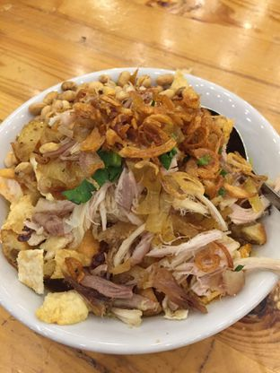 Foto 2 - Makanan di Bubur Ayam Samping BCA Khas Mayong oleh Terkenang Rasa