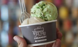 Creamery One-Seventeen