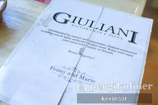 Foto review Giuliani Ristorante e Pizza oleh @foodjournal.id  2
