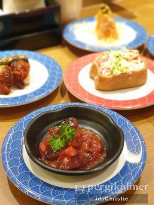 Foto 1 - Makanan(Chuka Iidako) di Tom Sushi oleh JC Wen