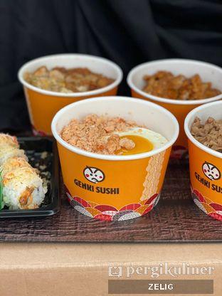 Foto review Genki Sushi oleh @teddyzelig  2