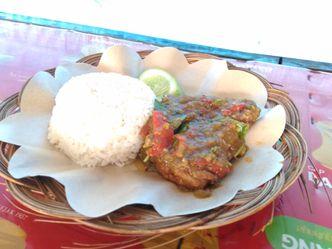 Foto Makanan di Ayam Penyet Saung Eyang
