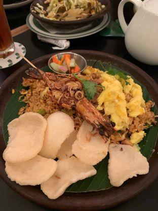 Foto 1 - Makanan(Nasi Goreng Kampung) di Benedict oleh soniavlnc