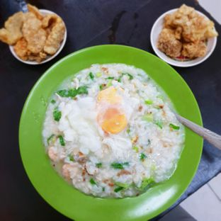 Foto - Makanan di Bubur Singkawang Akhun oleh Yashinta