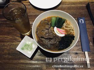 Foto - Makanan(Beef Miso Ramen) di Kiyadon Sushi oleh feedthecat