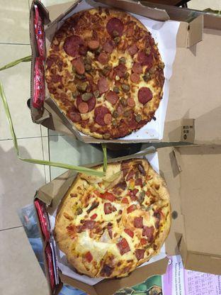 Foto - Makanan di Domino's Pizza oleh Mariettan Paskalia