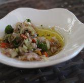 Foto sambal matah di Seafood Terrace - Grand Hyatt