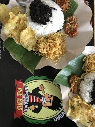 Foto - Makanan di Nasi Cumi Hitam Madura Pak Kris oleh elricacresensia
