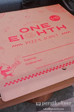 Foto 3 - Makanan di One Eight Pizza Joint oleh Shella Anastasia