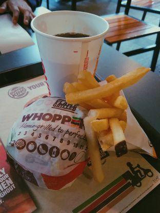 Foto review Burger King oleh Caca  1
