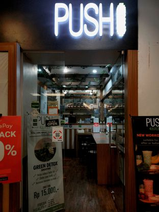 Foto review PUSH Juice oleh duocicip  6