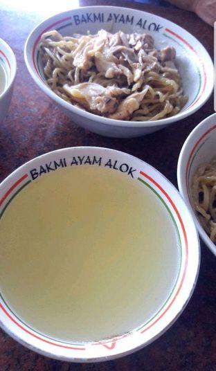 Foto 1 - Makanan di Bakmi Ayam Alok oleh heiyika