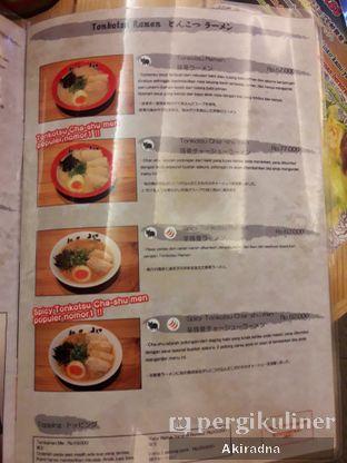 Foto review Menya Sakura oleh Akiradna @eat.tadakimasu 9