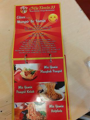 Foto review mie yamin 33 oleh Threesiana Dheriyani 5
