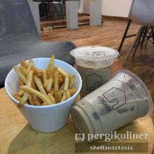Foto 3 - Makanan(Kentang Goreng Lurus) di KROMA oleh Shella Anastasia