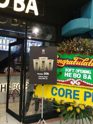 Foto review He Bo Ba oleh Nicole || @diaryanakmakan 2