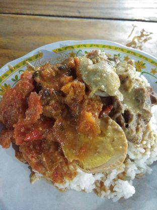 Foto 2 - Makanan di Gudeg Pecel Cedhak Ubaya oleh Tia Oktavia