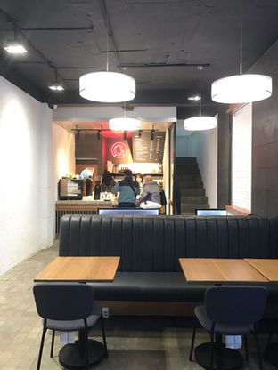 Foto 13 - Interior di Gotti Pizza & Coffee oleh yudistira ishak abrar